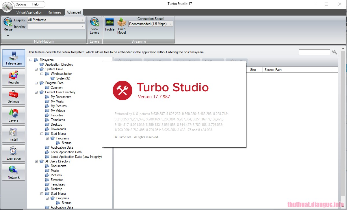 Download Turbo Studio 19.3.1190.2 Full Crack