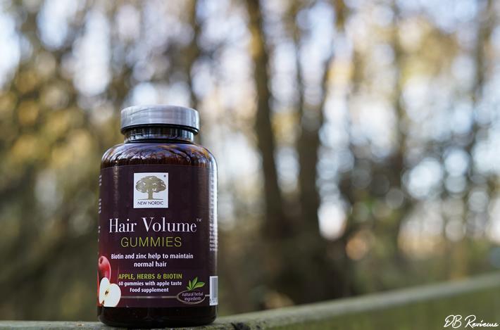 New Nordic Supplements Hair Volume Gummies