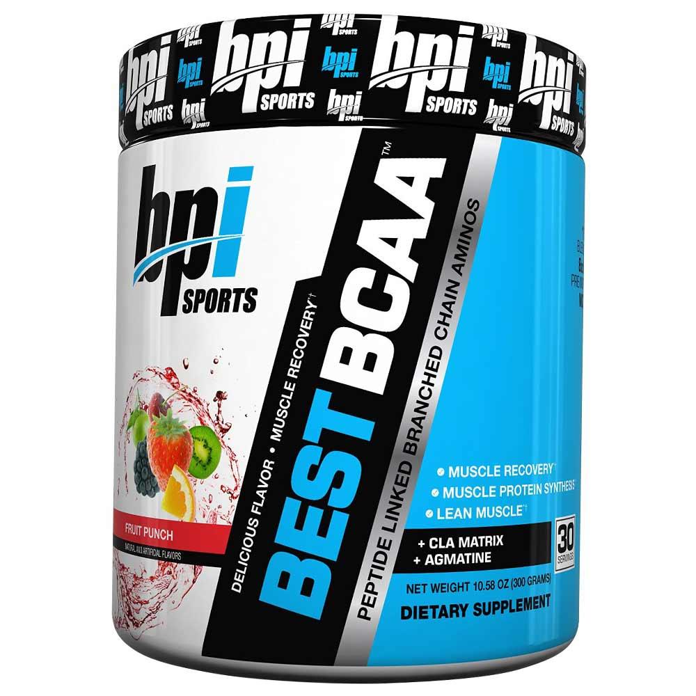 BPI Sports Best Bcaa, 0.66 lb (30 Servings)