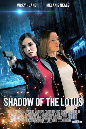 Poster Of Shadow of the Lotus 2016 In Hindi Bluray 720P Free Download