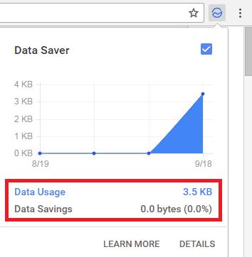 mengompres penggunaan data di google chrome