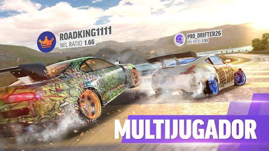 Drift Max Pro: Juego de Carreras de Autos Mod Apk