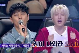 STAGE-K EP. 10 Final : iKON Donghyuk & Hanbin (Hanbin part edited out) #StageK_iKON