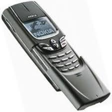spesifikasi Nokia 8850