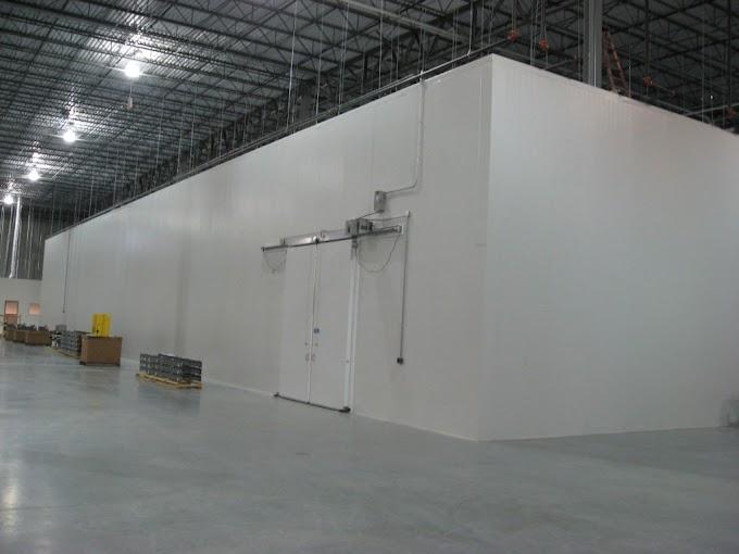 Sửa chửa, lắp đặt kho lạnh tại Huế