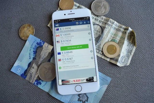 أفضل تطبيقات تحويل العملات لأندرويد وآيفون