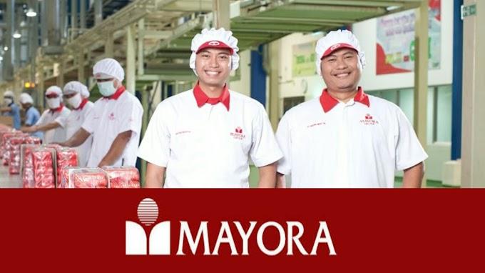 LOWONGAN PT. MAYORA INDAH,Tbk MM2100 CIKARANG (MAYORA GROUP)