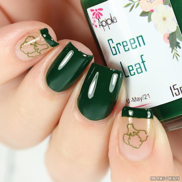 Apipila Cosmetics-Green Leaf