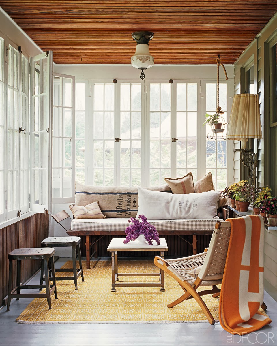 Sunroom Window Ideas: Beautiful Abodes: Sunrooms, Equally Lovely Spaces Part Of
