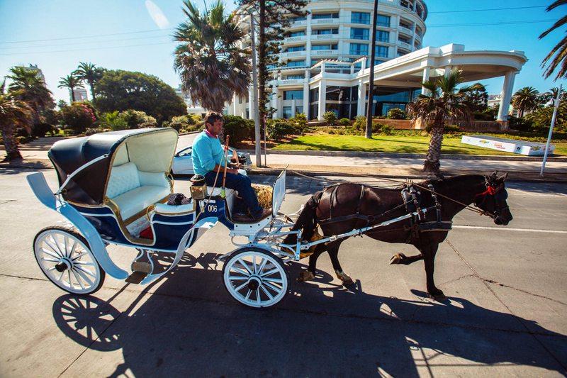 Con carros eléctricos buscan reemplazar a las victorias de Viña