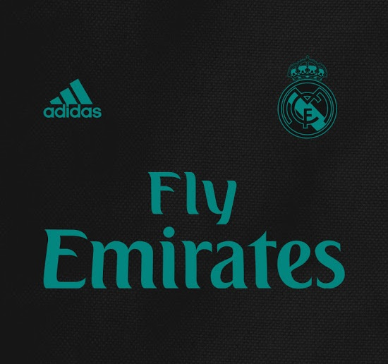 Real Madrid 2017-18 Away Kit