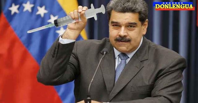 Maduro anuncia que la vacunación con la vacuna Rusa comenzará a finales de Abril