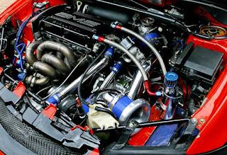 Mesin Mitsubishi Lancer