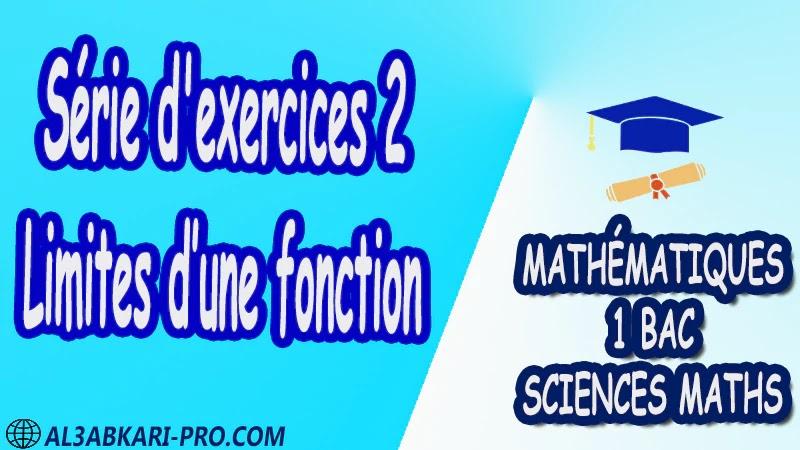 Limites d'une fonction Mathématiques , Mathématiques biof , 1ère BAC , Sciences Mathématiques BIOF , mathématiques , 1ère Bac Sciences Mathématiques , exercice de math , exercices de maths , maths en ligne , prof de math , exercice de maths , math exercice , maths , maths en ligne , maths inter , superprof maths , professeur math , cours de maths à distance , Fiche pédagogique, Devoir de semestre 1 , Devoirs de semestre 2 , maroc , Exercices corrigés , Cours , résumés , devoirs corrigés , exercice corrigé , prof de soutien scolaire a domicile , cours gratuit , cours gratuit en ligne , cours particuliers , cours à domicile , soutien scolaire à domicile , les cours particuliers , cours de soutien , des cours de soutien , les cours de soutien , professeur de soutien scolaire , cours online , des cours de soutien scolaire , soutien pédagogique