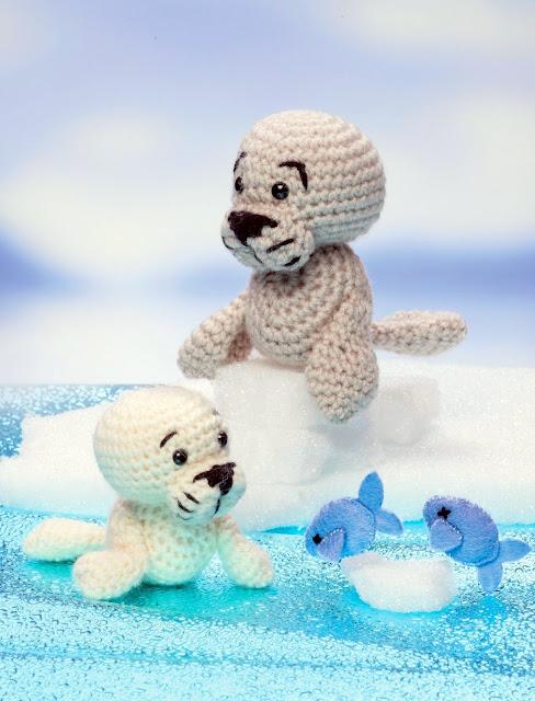 seal Crochet pattern