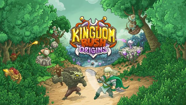 Kingdom Rush Origins v4.2.27 NSP XCI NSZ For Nintendo Switch