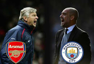 [Streaming] Arsenal Vs Manchester City