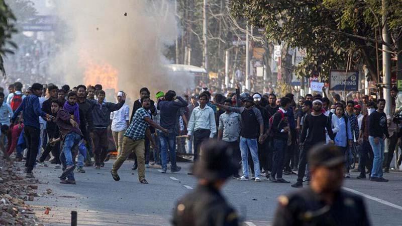 'UU Anti Muslim' Disahkan, India dilanda kerusuhan