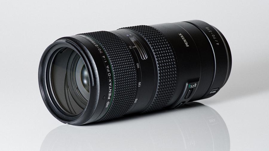 Объектив HD Pentax-D FA 70-210mm f/4 ED SDM WR