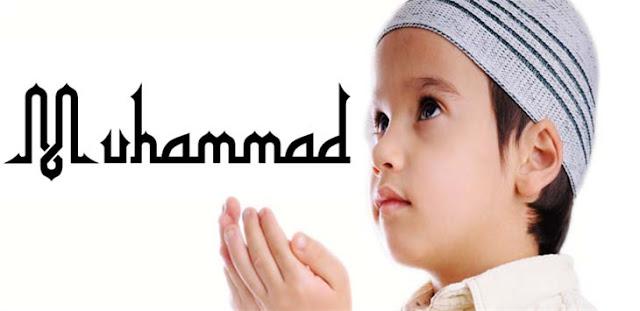 Sejarah! Muhammad Masuk Daftar 10 Nama Bayi Paling Populer di AS