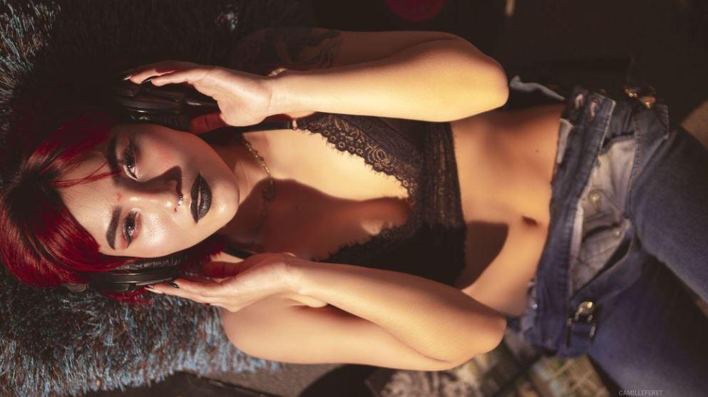 CamilleFeret Model GlamourCams