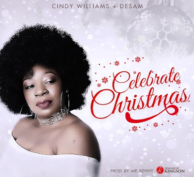 Cindy Williams - Celebrate Christmas Lyrics & Audio