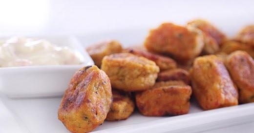 Homemade Baked Potato Tots
