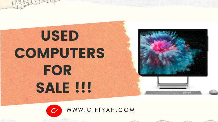 second hand computers for sale on cifiyah.com