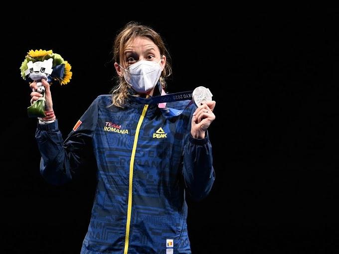 Tokió 2020 - Bocsánatot kért egymástól a román sportminiszter és az ezüstérmes vívó