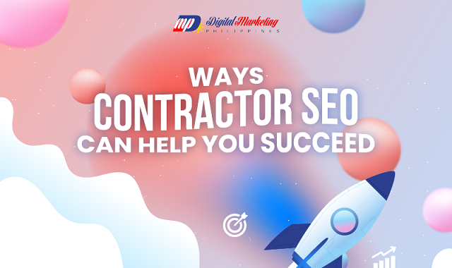 How does contractor SEO help in succeeding?