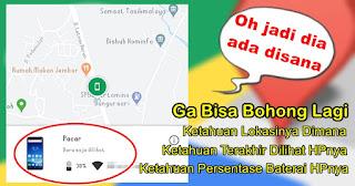 Cara Melacak Lokasi Seseorang Dengan Akun Google