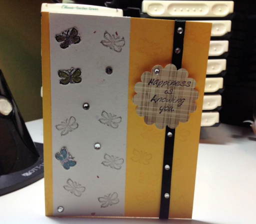 butterflies, stampin' up!, nicole steele, independent stampin' up! demonstrator, the joyful stamper, pittsburgh pa
