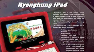 iPad Abal-Abal Buatan Korea Utara Bikin Penasaran