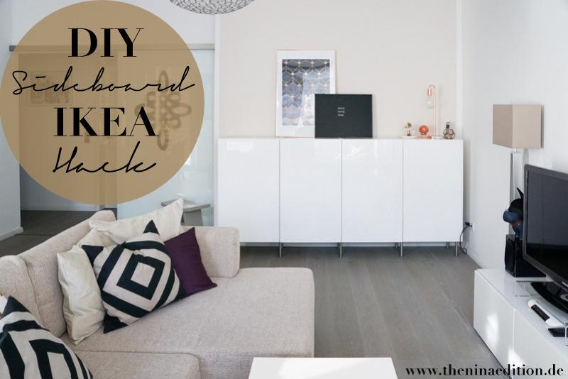 Interieur Diy Sideboard The Nina Edition The