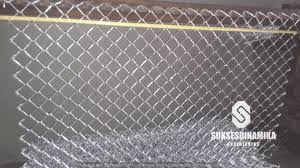Supplier Kawat Harmonika PVC Harga Kab.Pasir,jual kawat harmonika pvc galvanis