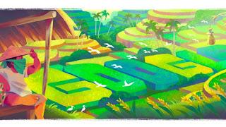Apa itu Subak? Ini Adalah Warisan Budaya Indonesia Yang Diperingati Google Doodle dan Diakui Dunia