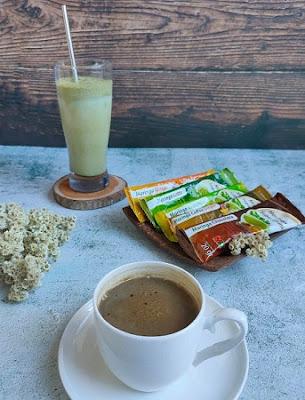 Moringa Super drink kelorina, produk lokal yang memanfaatkan daun kelor organik
