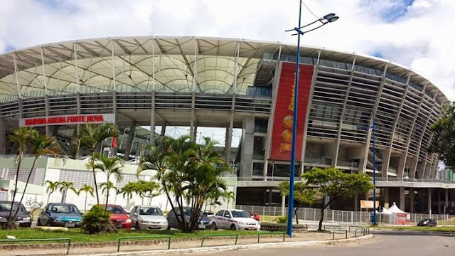 Arena Fonte Nova Salvador
