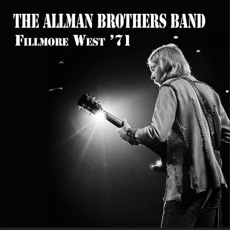 The Allman Brothers Band - Fillmore West '71 - Amazon.com ...