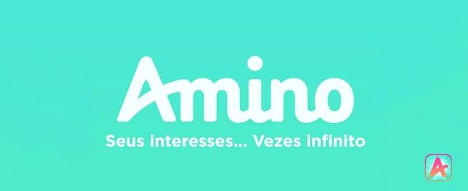 Conheça o Aplicativo AMINO