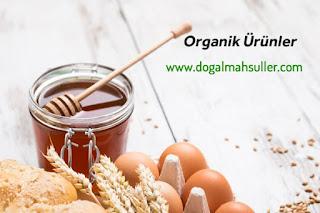 organik bal, yumurta