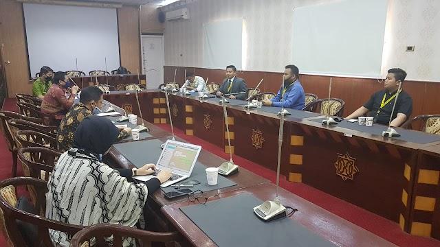 Hadapi Situasi New Normal: PPMI Mesir Audiensi ke KBRI Kairo