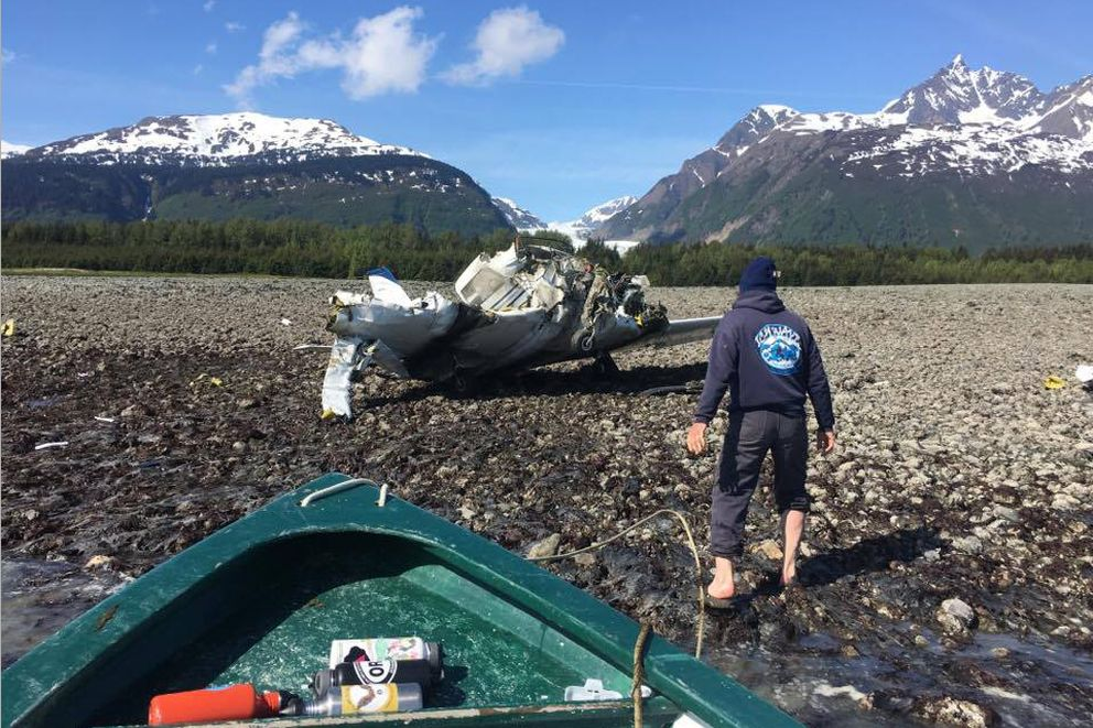 Kathryn's Report: Piper PA-30 Twin Comanche, N7376Y: Fatal