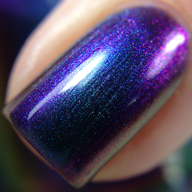 Tonic Polish-Peacock Parade