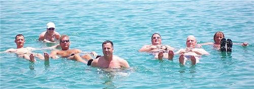 10 điều thú vị về Biển Chết 4