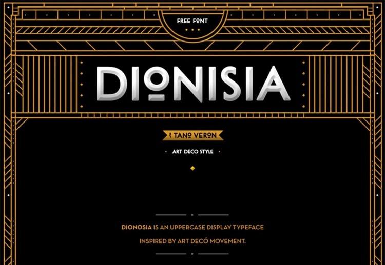 Font Edisi April 2017 - Dionisia Font