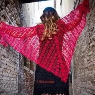 Chal Marlene a Crochet