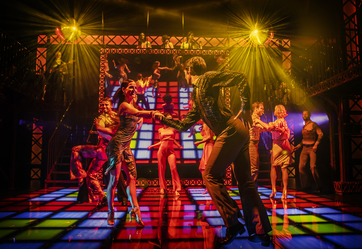 Saturday Night Fever - Belgrade Theatre