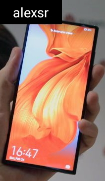 هاتف Huawei Mate X هو ليس أول هاتف قابل للطي