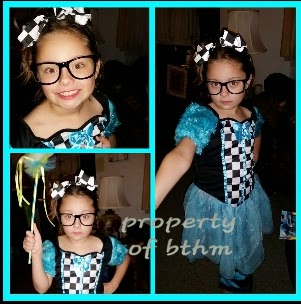 teen hipster alice in wonderland costume collage